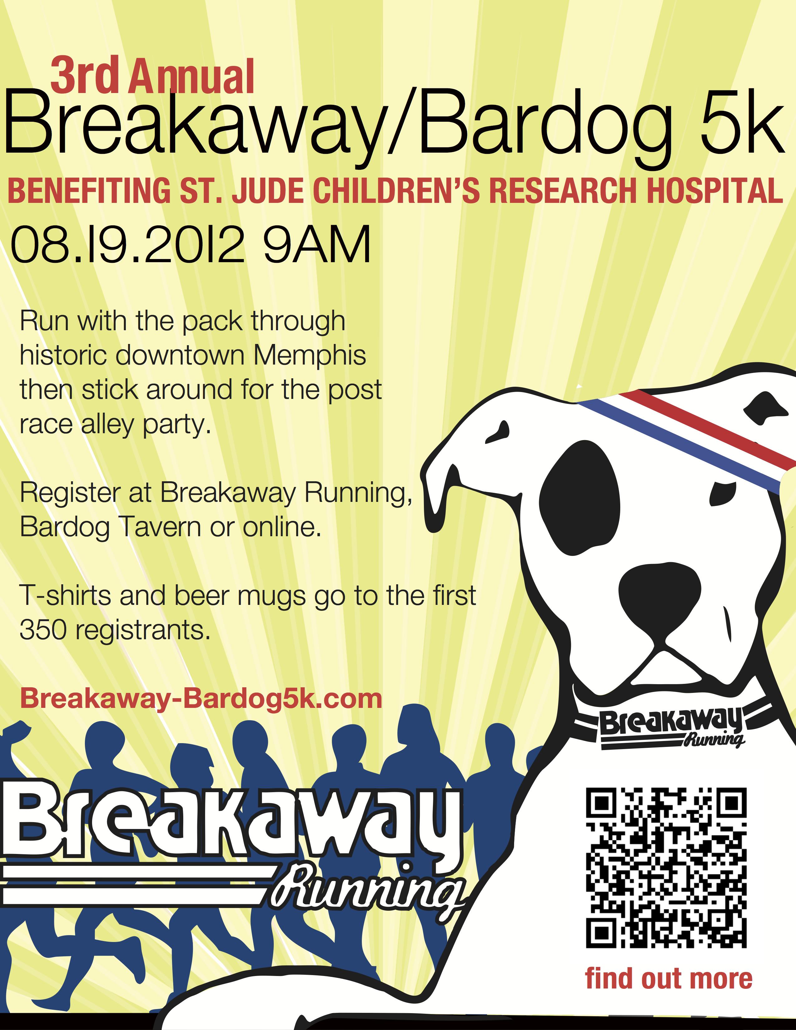 Breakaway Running | Breakaway-Bardog 5k