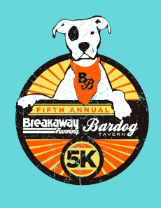 2014 5th annual breakaway bar dog 5k