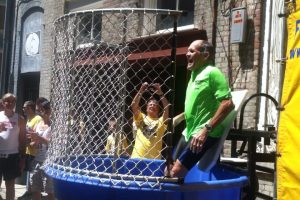 Lane Purcer Dunk Tank
